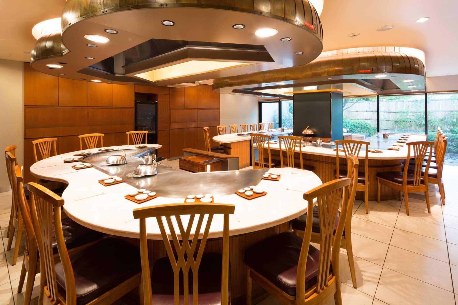 レストラン 京都 ブライトン ホテル